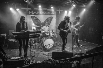 Kanadia at The Bullingdon Oxford