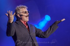 Thompson Twins' Tom Bailey @ Rewind Festival - Henley 2014